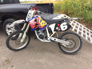 Fully rebuilt motorand excellent bike