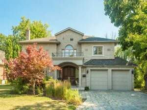 large Executive home 6 bed6bath for lease near kipling/rathburn