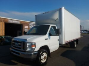 FORD CUBE 2013  E450 16 PIEDS