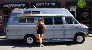 Looking for a Chevy G20 or Dodge Xplorer class B camper van