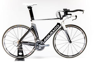 Neuf- Cadre de vélo de triathlon carbon Colnago K Zero Médium
