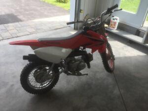 Motocross Honda CRF 70 F