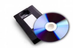 Video and Film Transfer to DVD or digital files