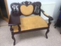 Beautiful Love Seat
