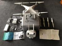 DJI Phantom 4 Immaculate - Complete With Original Box And Papers