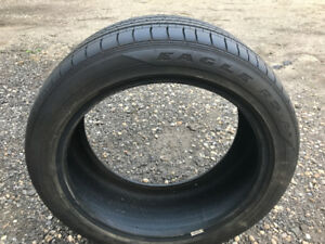 4 great condition tires off a 2013 Ford Escape