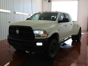 2010 Dodge Ram 3500 Laramie  - NAVIGATION - DVD Player - Sunroof