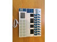 Korg Nano Kontrol (White) £45 set - Nanopad/Nanokontrol/Nanokey (Used once) - RRP £120