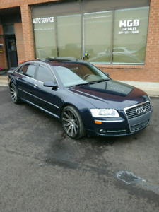 2007 AUDI A8 4.2 Quattro L //ABSOLUTELY MINT // ASKING $9999