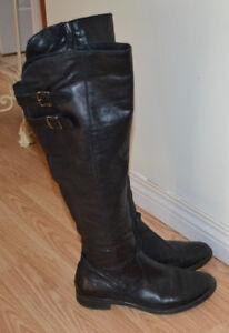 Ladies Aldo Genuine Leather Boots