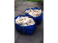 Firewood kindling ,, large bags