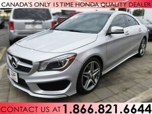 2014 Mercedes-Benz CLA-CLASS CLA 250 | 1 OWNER | TINT | CLEARSHI