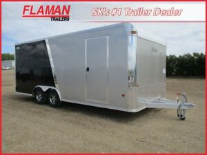 Alcom Xpress 20' Car Hauler - All Aluminum!