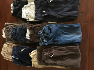 Boys size 7 clothing (17 pieces)