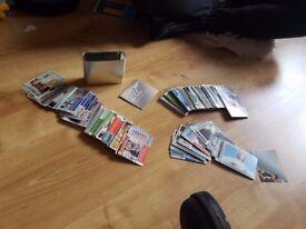 2002 edition 007 spy files cards