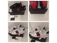 Gucci Ace Unisex Men Women Male Female Trainers Shoes Sneakers Footwear