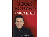 Jools Holland Barefaced Lies & Boogie-Woogie Boasts