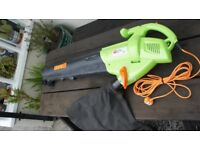 One Performance Power PWR 2000 BVC Leaf Blower & Vac.