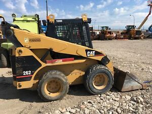 2003 CAT 262 Skid Steer Loader