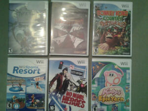 Wii Games - Good Titles