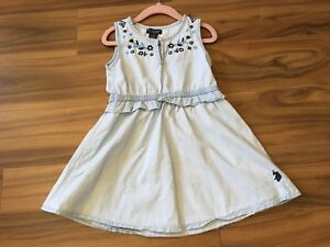 4T Ralph Lauren Polo dress