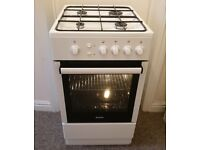 In Bideford a Nr New Immaculate Gorenje Freestanding 50cm Gas Cooker