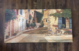 Gorgeous Large Contemporary Wall Hanging Italy European  Feel