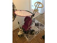smart trike dream in pink
