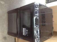Electrolux - New Graded - EKC6461AOK - Double Oven - Black - RRP