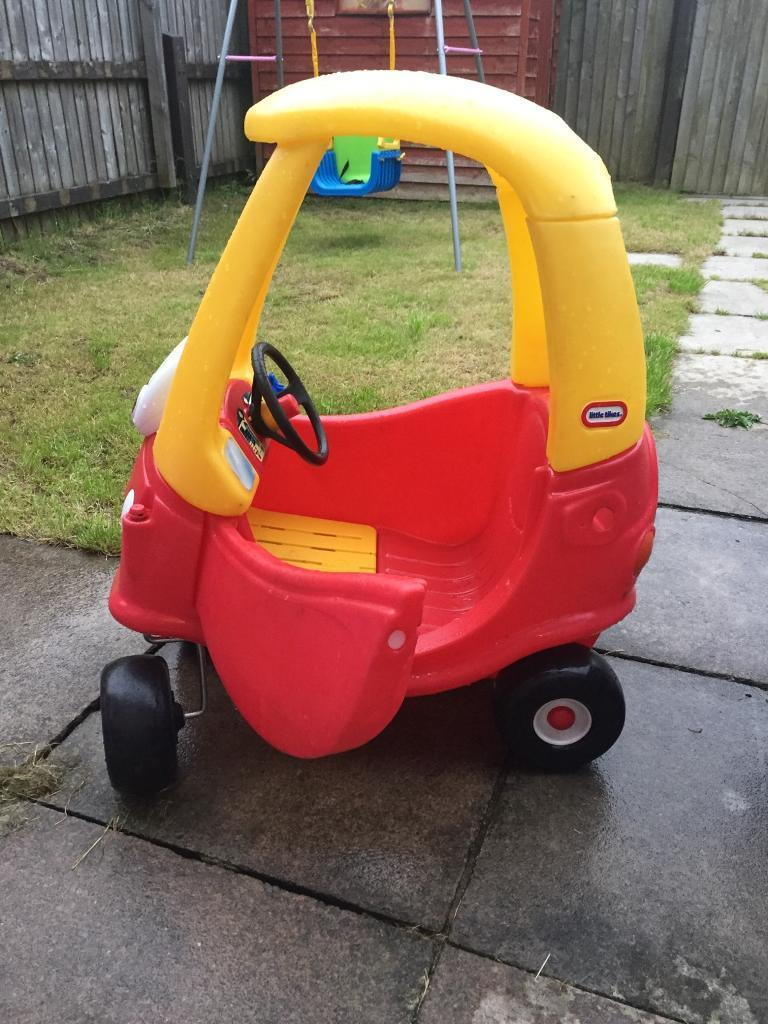 Little tikes coupe carin NewportGumtree - Comes with floor insert for younger drivers. Cars in good condition, signs of wear but perfect working order