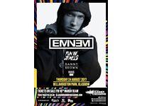 Eminem Ticket Glasgow Bellahouston Park 24th August