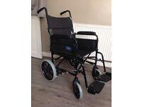 Wheel chair like brand new