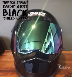 Simpson Helmets BRAND NEW!