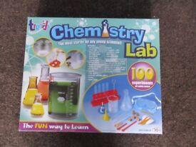 Chemistry set for kids (brand new).