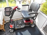 MOBILITY SCOOTER NEW