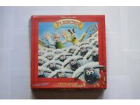 Signed Wallace and Gromit's 'Fleeced!' Sheep Rustling Game