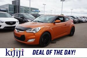 2013 Hyundai Veloster TECH Navigation (GPS),  Heated Seats,  Bac