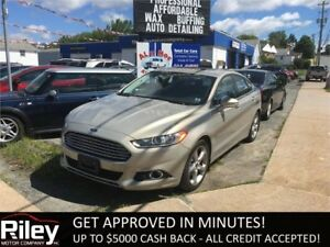 2015 Ford Fusion SE STARTING AT $147.40 BI-WEEKLY