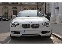 BMW 1 Series 116D ONE OF A KIND, 8K OPTIONS!