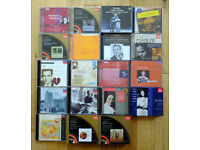 Classical CDs - mostly vocal - price includes postage
