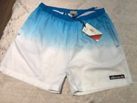 New with tags Mens Ellesse Swim shorts size M