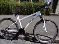 Unisex BTwin Rockrider 5.1 bike. Small frame. 26'' wheels suit approx 5'2'' - 5'8''