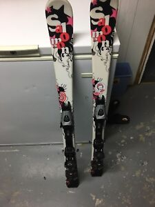 Salomon 110 skiis