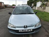 Peugeot 106 Independence 2003