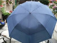 LARGE WINDPROOF TELESCOPIC UMBRELLA (Brand New & Boxed)