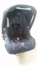 Brand new carseat with instructions