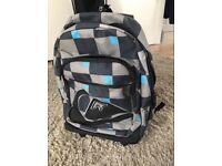 Quiksilver cabin/luggage rucksack