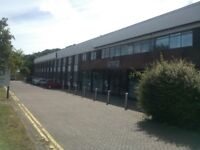 Office space in Dover, super fast broadband & parking.