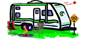 You need a TRAVEL TRAILER TO RENT?