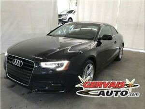 Audi A5 Komfort Quattro Cuir Toit Ouvrant MAGS 2014